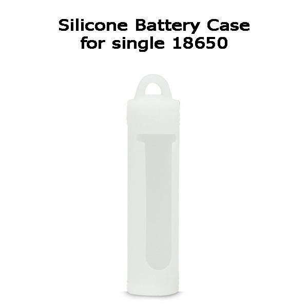 sports shoes 93751 6d249 Silicone Battery Case for single 18650